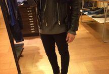 chealse boots outfit men
