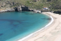 Andros beaches / Andros Island The best beaches in Cyclades
