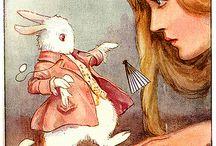 Alice et ses merveilles / by Evenrêve ...