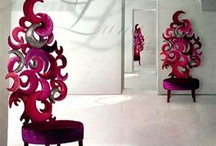Funky Chairs / by Lady J