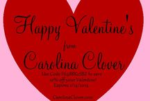 Clipping Coupons / Get these great savings! / by Carolina Clover