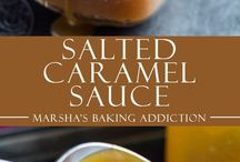 sweet and savory sauces