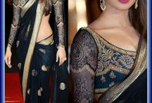 Saris and all things indian