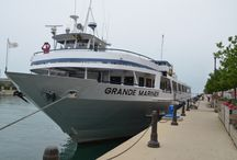 Our Ship / Come take a look at the cruise ships we have available here at Blount Small Ship Adventures!