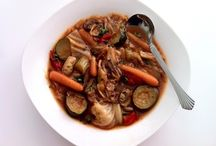 Cabbage soup diet / by Rhonda