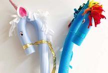 unicorn my little pony kinderfeestje