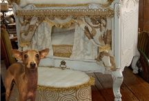 ı love you dog house home wow