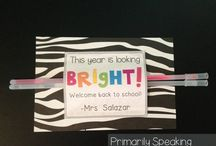 Back to school / by Christina Schreiber