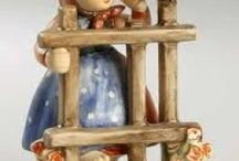 Hummel Figurines / by Ilene Lytwyniuk