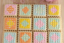 cookies quilts / by maxine mcleod
