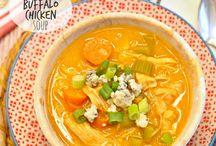 Soups / by Erin Vassen