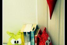 Kinderzimmer DIY Deko
