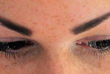 Wimpernverlängerung Lash Extensions / Vorher- Nachherbilder