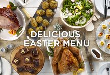 Delicious Easter Dinner Menu / Traditional Easter dinner recipes are reimagined in this flavorful yet simple menu. / by Jennie-O®