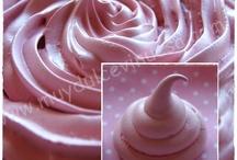 recetas de cremas coberturas y rellenos / by claudia michel
