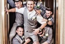 Groom & Groomsmen / Wedding Photography