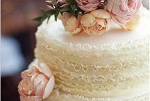 let them eat {wedding} cake / wedding cake goodness
