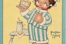 Adorable Illustrations or Vintage / by Norma Wilson
