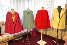 Sophie Cape coats / Sophie cape coats by Adelina Boie http://www.adelinaboie.ro
