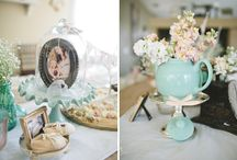 Decorate for a Party / Idea's on how to Decorate for your Parties