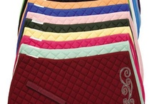 saddle pad strass