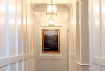 Foyers, Stairs, & Hallways / Foyers, Entry, and Hallways  / by New England Fine Living