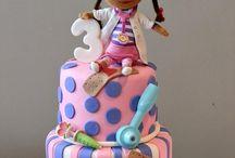 3 Aniversário Maria / Dra Brinquedos