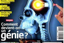Les périodiques du CDI : octobre 2014
