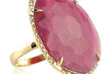 Pink Jewels / Pink Jewelry at Lauren B