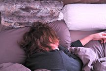 Ordnungsliebe - Schlafzimmer / Mal so richtig ordentlich Schlafen: Hier gehts um Ordnung im Schlafzimmer, gemütliche Bett-Tage und erholsame Schlafideen