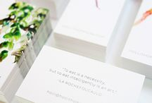 Business Card/Branding theme