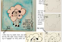 Draw. Sheep