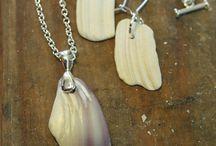 Sea Shell  and Sea Glass