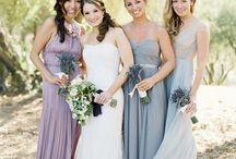 Wedding color | Blush Blue and Periwinkle