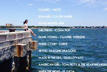 Lake Float Playlist