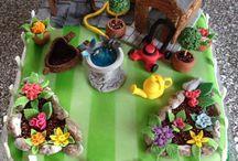 torta giardino