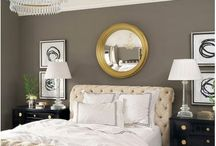Master Bedroom Ideas / by Ashley Toups
