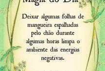 Magias do Bem ...