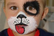 Face paint fun / by Karen Alpert