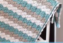 Crochet - Afghans/Blankets