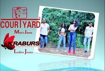 Courtyard Mens Jeans / Kraburs Womens Jeans