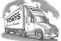 Vans & Trucks / Ciężarówki
