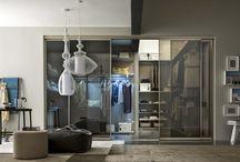 Zona notte e zona giorno / Bedroom and Living room