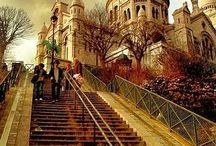 Recordando Paris, Francia. / Lugares que visite
