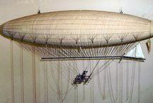 Steampunk - Airships
