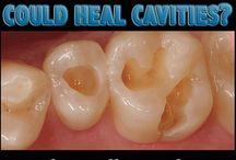 Heal cavities