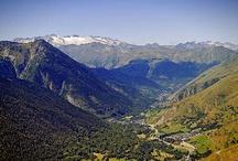 Panorama Val d'Aran