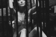 caged slave girls