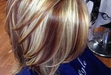 Hair / by Kristy Quigley-Bettuo