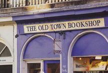 Bookshops & Library